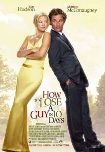 Hollywood Law requires that Matthew McConaughey leans on his female co-star, in this case, Kate Hudson.