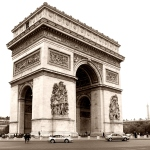 Paris - Arc de Triumphe
