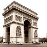 Paris - Arc de Triumphe