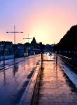 Sweden - Stockholm sunset