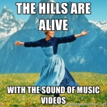 music video meme sound of music