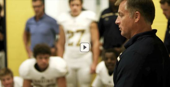 The football coach who never punts