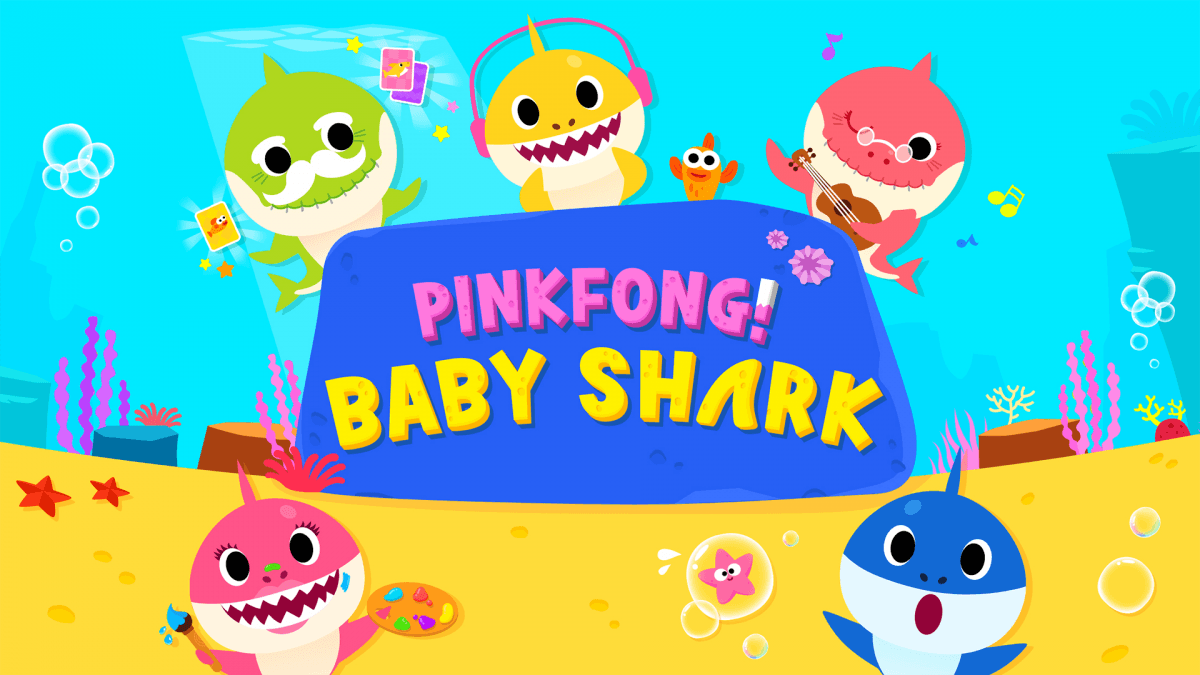 baby shark song, baby shark lyrics